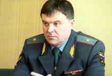 Photo of Освобожден от должности генерал-майор милиции Николай Брыкин